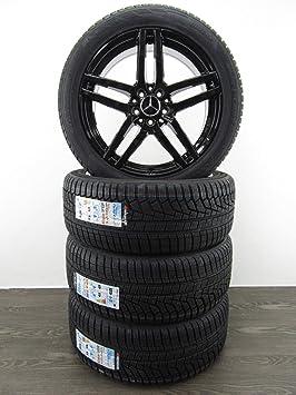 4 ruedas de invierno de 19 pulgadas para Vito 447 639 ATS MIZAR HANKOOK: Amazon.es: Coche y moto