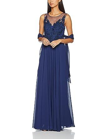 Mascara Lace Body Vestito Donna 6179f476205
