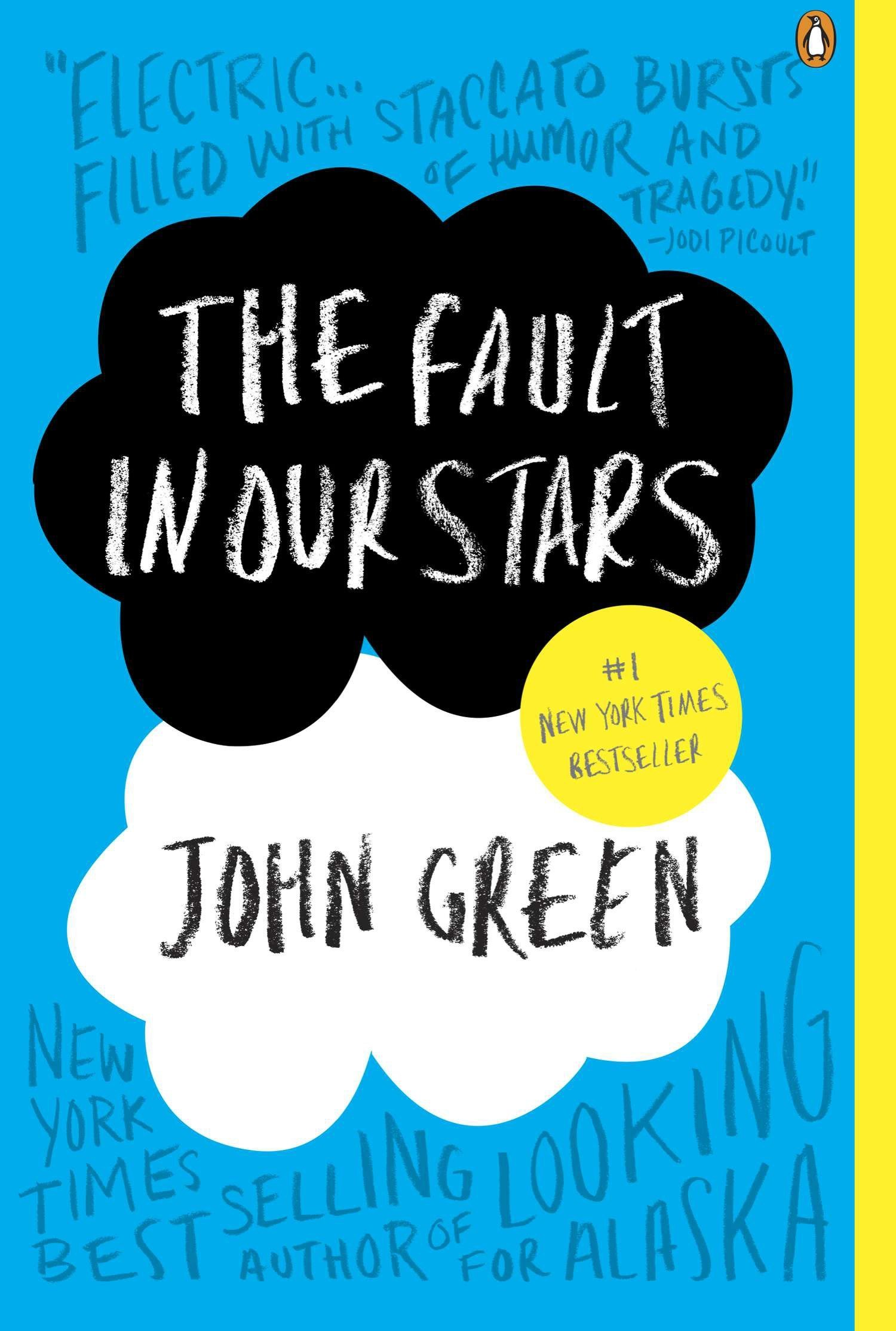 Fault Our Stars John Green product image