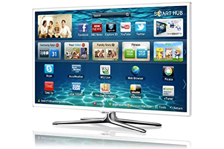 Samsung UE37ES5500K SMART TV Windows 8 X64