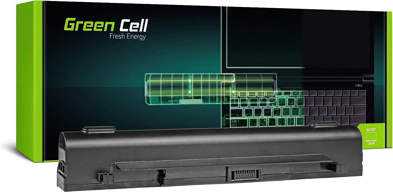 Green Cell® Extended Serie A41-X550A Batería para ASUS X550 X550C X550CA X550CC X550CL X550E X550L X550LN X550V X550VB X550VC X550VL Ordenador (8 Celdas 4400mAh 14.4V Negro)