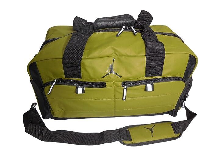 Image Unavailable. Image not available for. Colour  Nike AIR JORDAN JUMPMAN  All World Sport 22 quot Duffel Bag ... d27ec9372848e