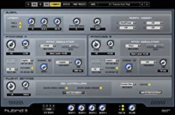 Hybrid 3 - The Next Generation in Synthesis [Download]