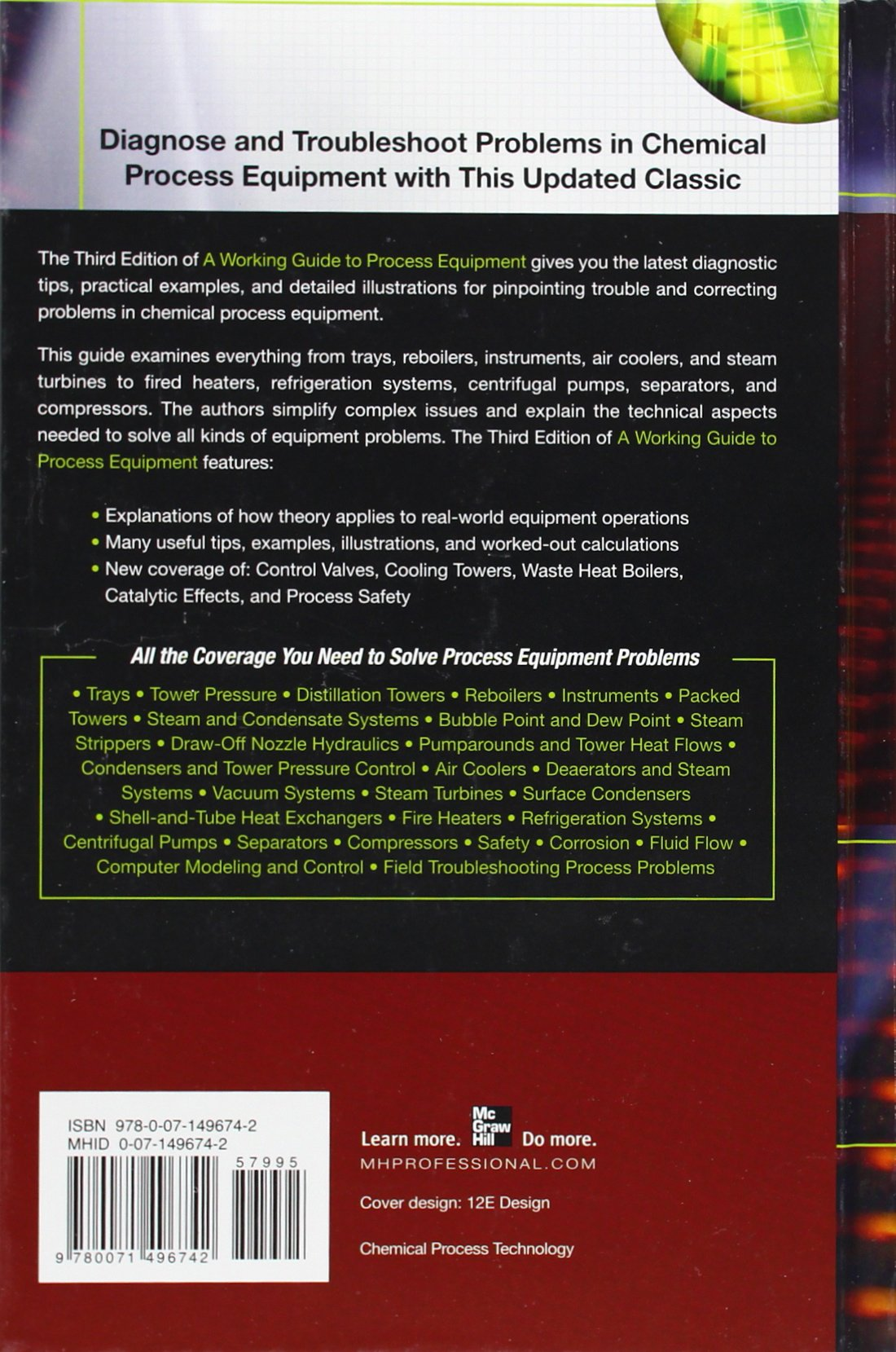Working Guide to Process Equipment, Third Edition: Norman Lieberman,  Elizabeth Lieberman: 9780071496742: Books - Amazon.ca