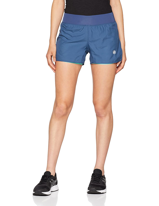 TALLA 38. ASICS Cool 2-n-1 3.5in Short Pantalones Cortos Deportivos, Mujer