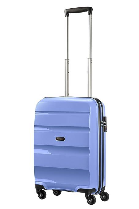 143 opinioni per AMERICAN TOURISTER Bon Air- Spinner S Bagaglio a mano, 55 cm, 31.5 liters, Blu