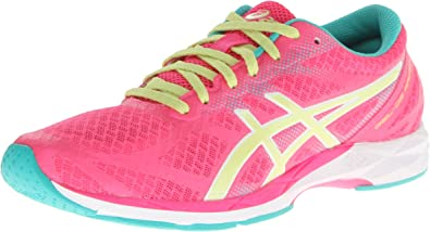 Aproximación Repelente menor  Amazon.com | ASICS Women's Gel-DS Racer 10 Running Shoe | Road Running