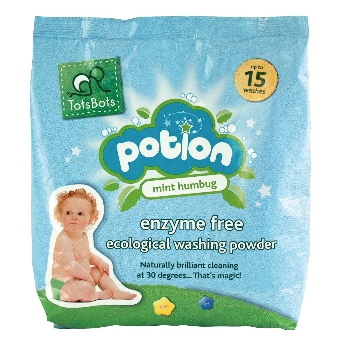 TotsBots Parma Violet Potion - Enzyme Free Ecological washing Powder Tots Bots 5060131218601