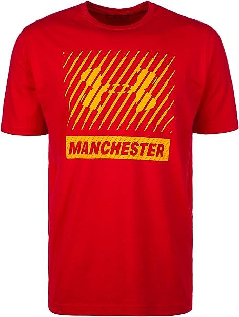 Under Armour Herren Kurzarmshirt Manchester Big Logo Ss T