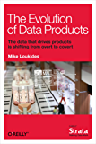 The Evolution of Data Products