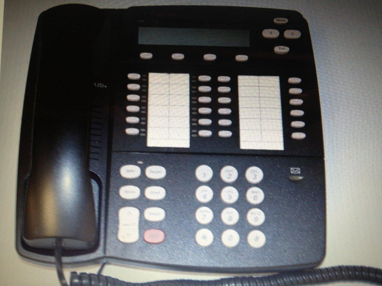 Avaya Magix 4412D+ Telephone Black