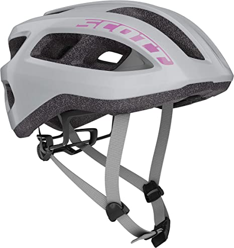 Scott 275217 - Casco de Bicicleta Unisex para Adulto, Vogue Silver ...