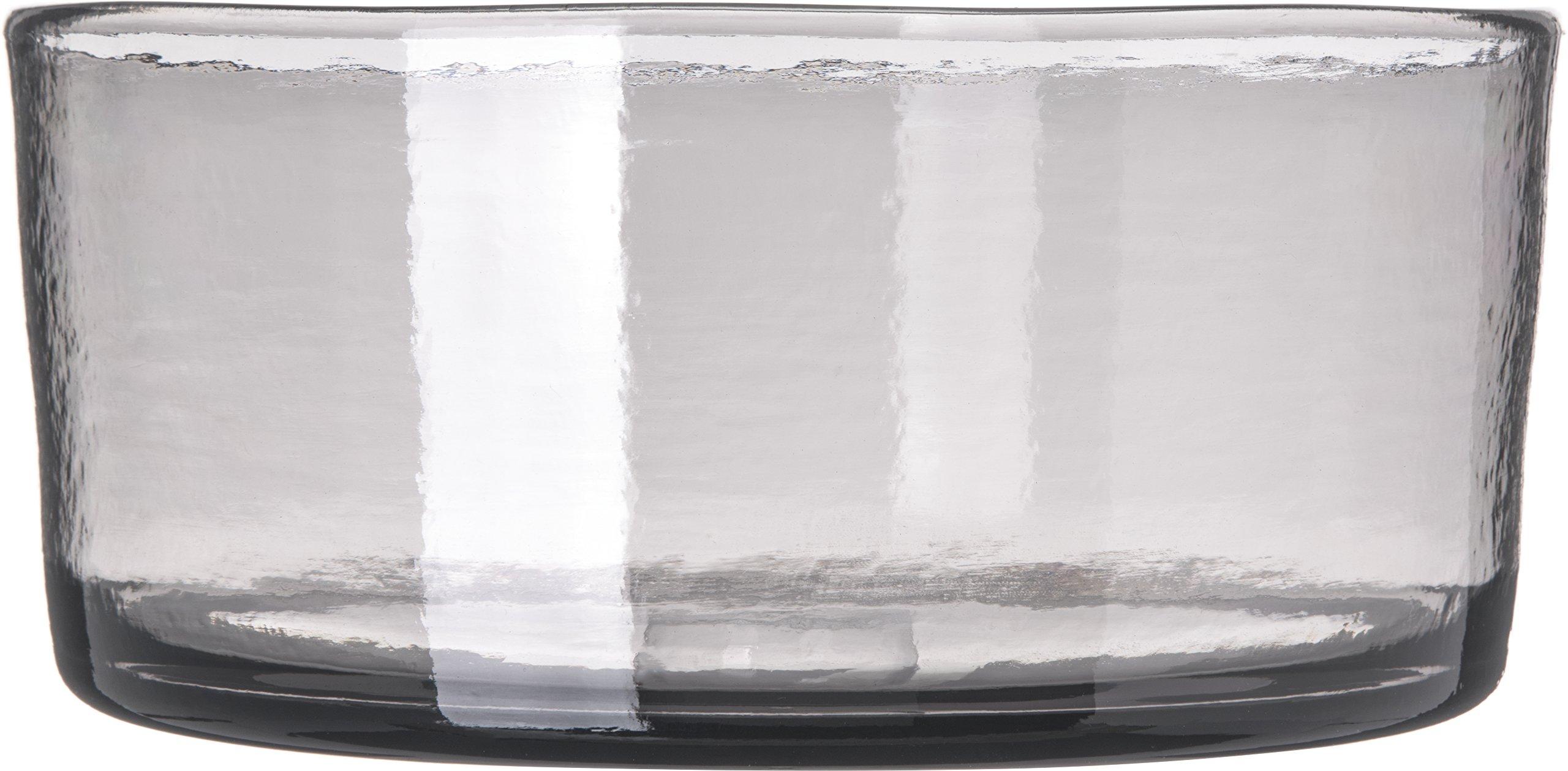 Carlisle MIN544618 Mingle Serving Bowl, 10'', Tritan, Smoke (Pack of 4) by Carlisle (Image #3)