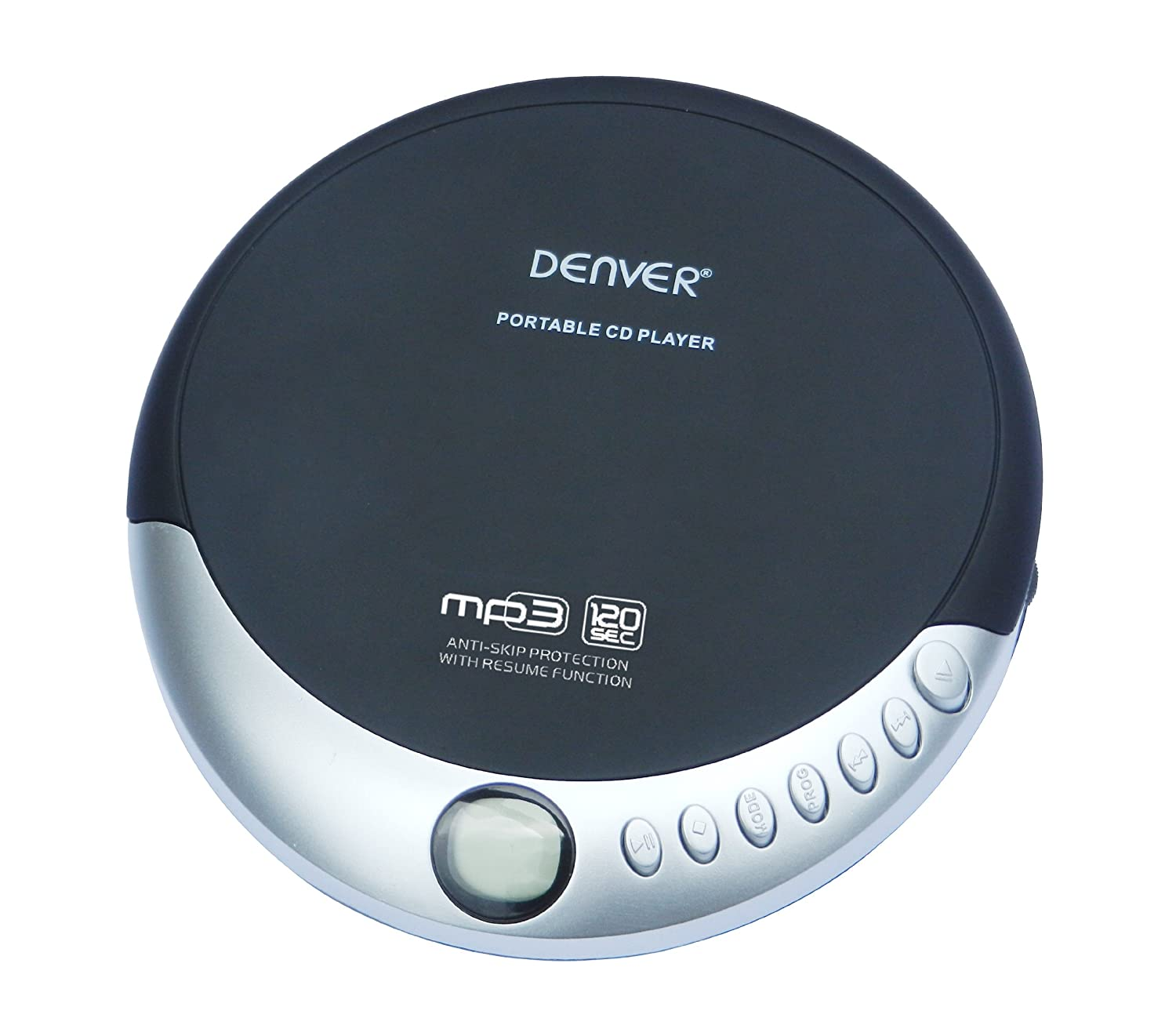Denver Dmp 389 Cd Player Amazoncouk Audio Hifi
