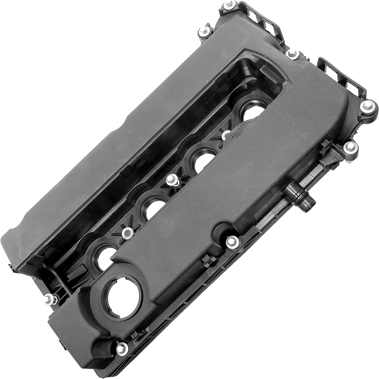 Bapmic 55564395 Aluminum Engine Valve Cover with Gasket /& Bolts for Chevrolet Aveo Cruze Sonic Pontiac G3 Saturn 08-15