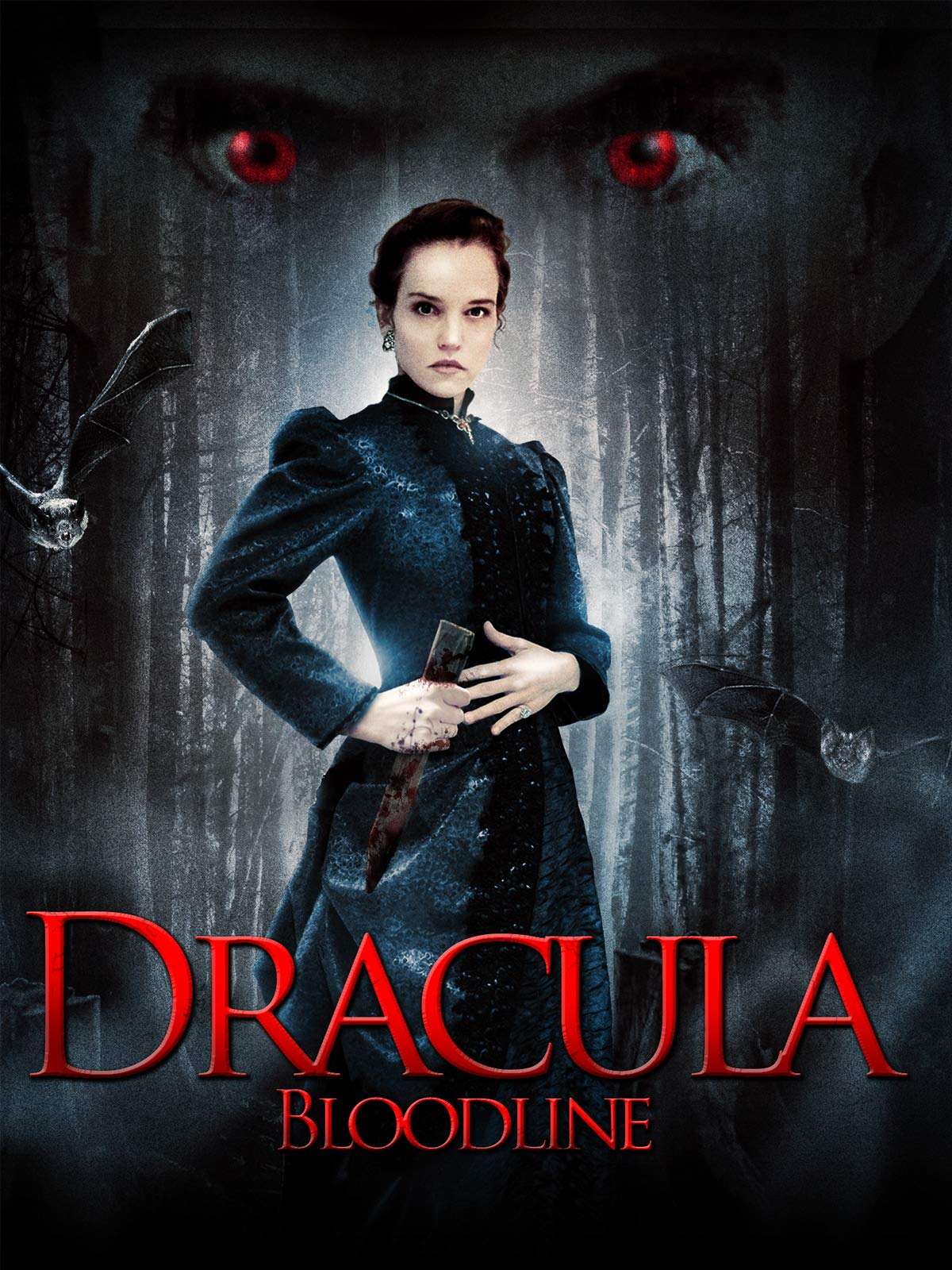 Dracula Bloodline on Amazon Prime Instant Video UK