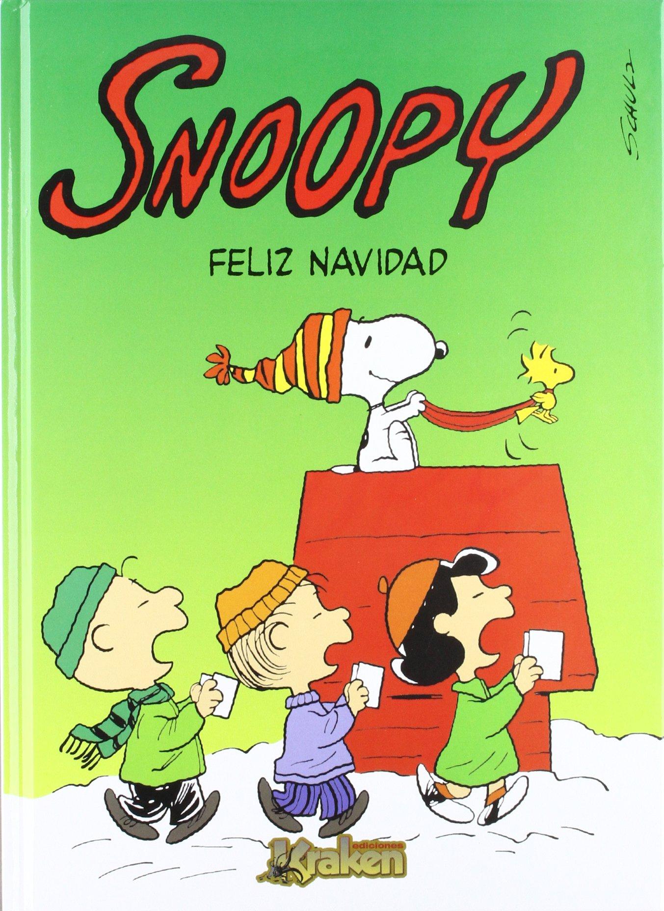Snoopy y la Navidad