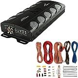 Audiopipe APCLE-15001D 1500W Class D 1 Ohm Car Audio Mono Amplifier + Wiring Kit