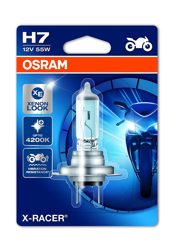 Osram 64327XR-01B X-Racer L/ámpara Faro ampolla individual