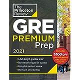Princeton Review GRE Premium Prep, 2021: 6 Practice Tests + Review & Techniques + Online Tools (2021) (Graduate School Test P