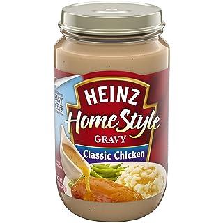 Heinz Home-Style Classic Chicken Gravy, 12 oz Jar