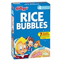 Kellogg's Rice Bubbles, 410 Grams