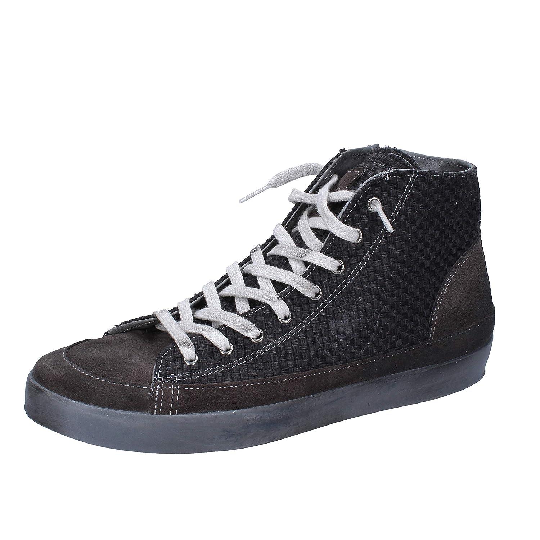 BEVERLY HILLS POLO CLUB Sneakers Hombre Gamuza Gris 41 EU: Amazon ...