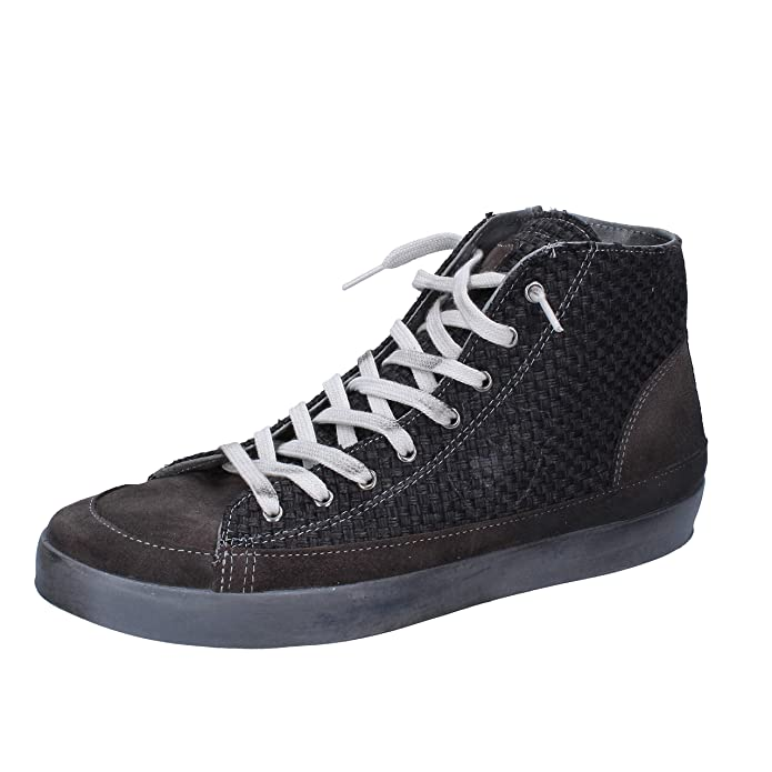 BEVERLY HILLS POLO CLUB Sneakers Hombre Gamuza Gris 41 EU: Amazon ...