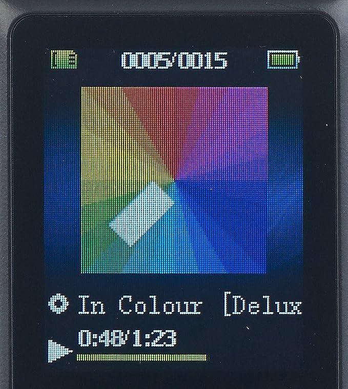 Auvisio - Reproductor multimedia y grabador de audio con Bluetooth ...
