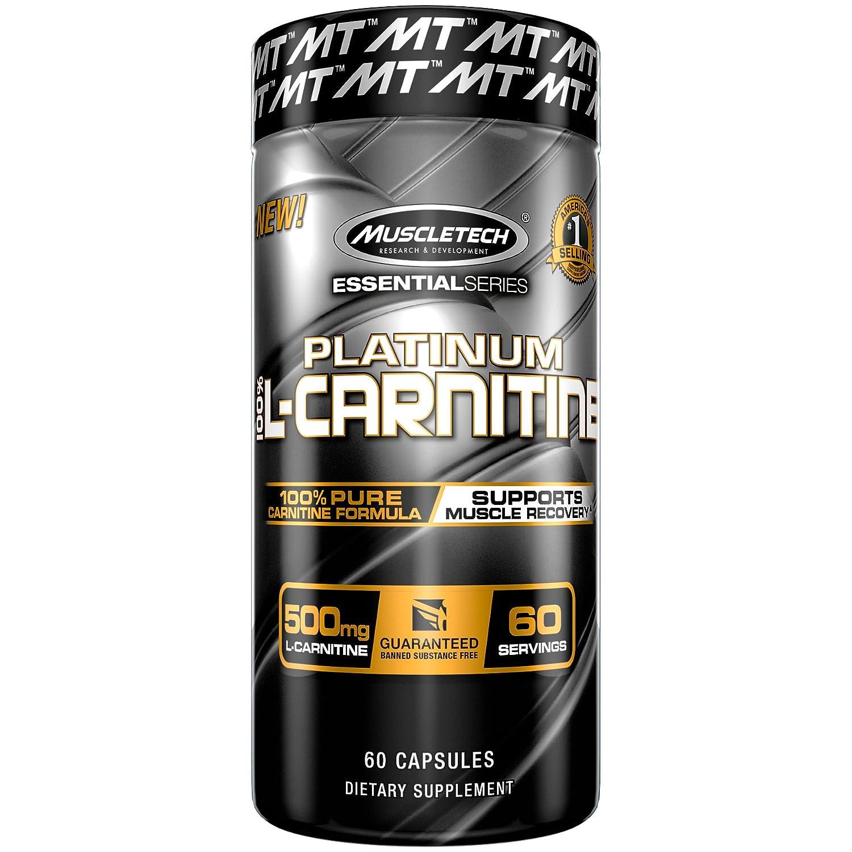 Muscletech Essential Series Platinum 100% Amino 2300 Standard - 320 Cápsulas: Amazon.es: Salud y cuidado personal