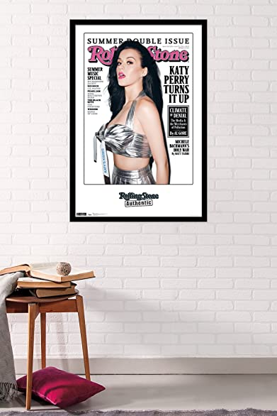 Amazon.com: Trends International Wall Poster Rolling Stone Magazine ...