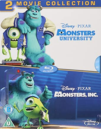 amazon monsters university monsters inc blu ray import 映画