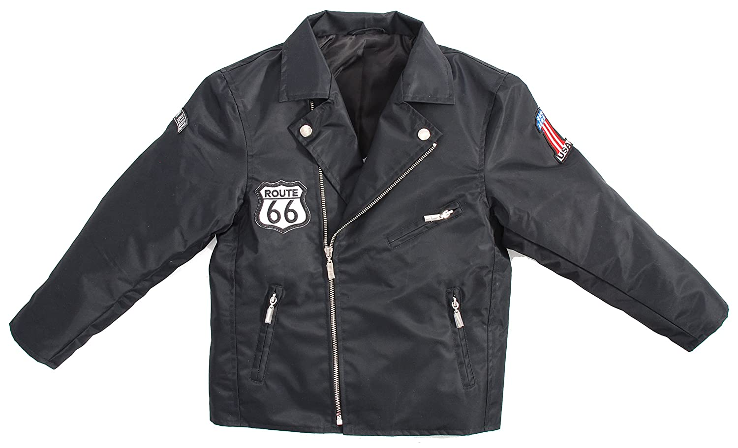 Up and Away Boys Motorcycle Jacket
