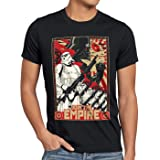 A.N.T. Join the Empire T-Shirt Homme galactique stormtrooper