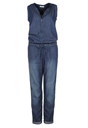 afae9636c3a0a0 Sublevel Damen Jeans Overall