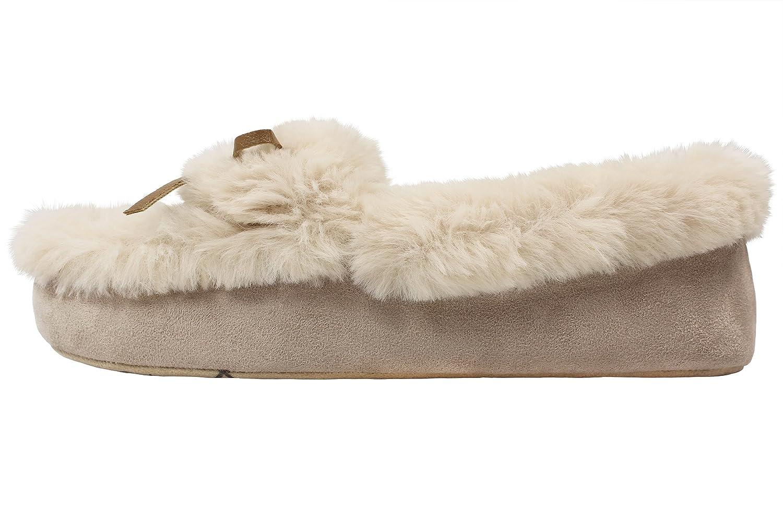 Ruby Cobi Ed Donna Amazon Pantofole amp; Sheepy it Scarpe e Natural rIPrx7