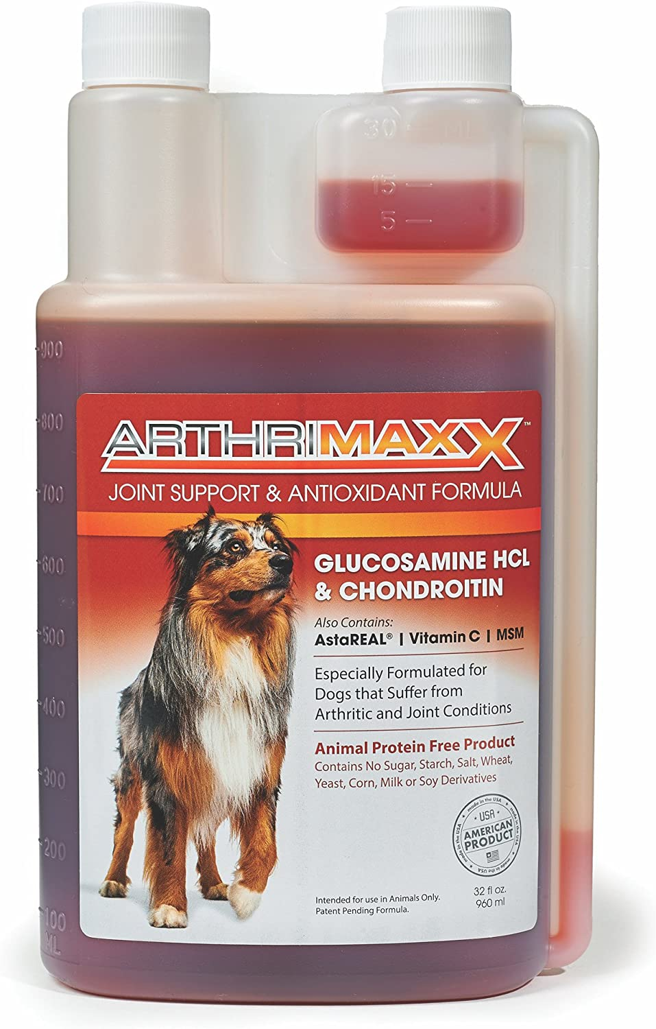 ArthriMAXX Joint Supplement and Wellness Support for Dogs and Cats