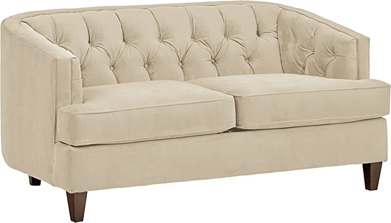 Stone & Beam Leila Tufted Sofa, 69\