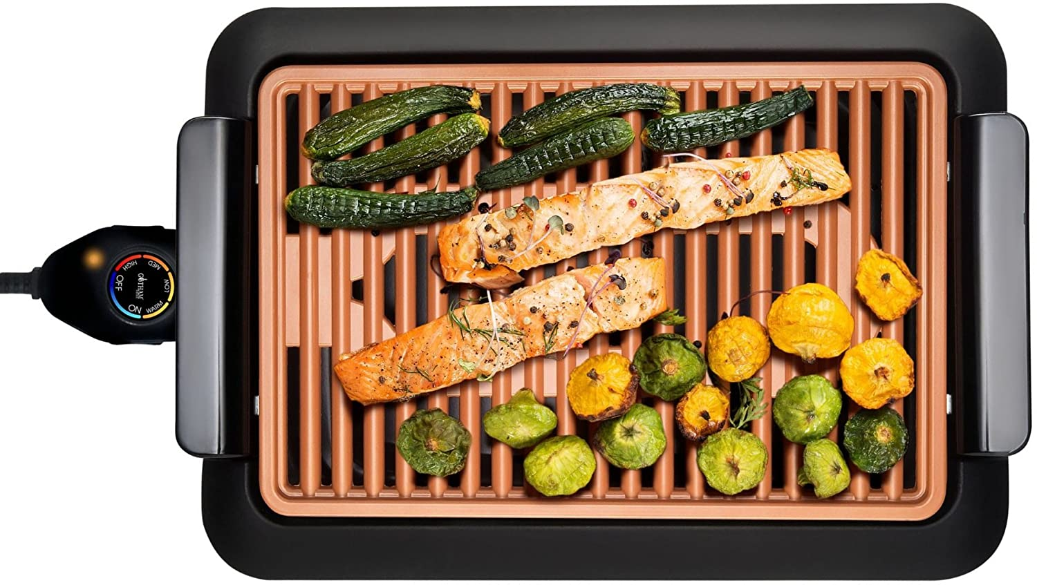 Portable Electric Grill review