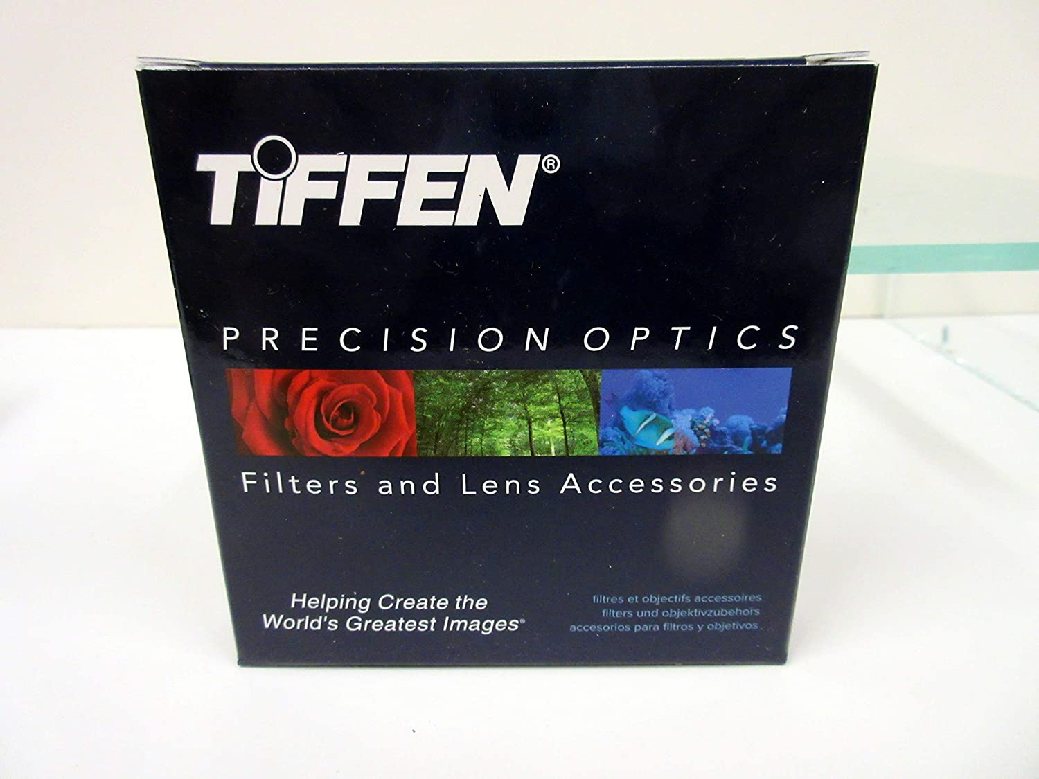 Tiffen 138mm Split-Field Diopter 3 Filter