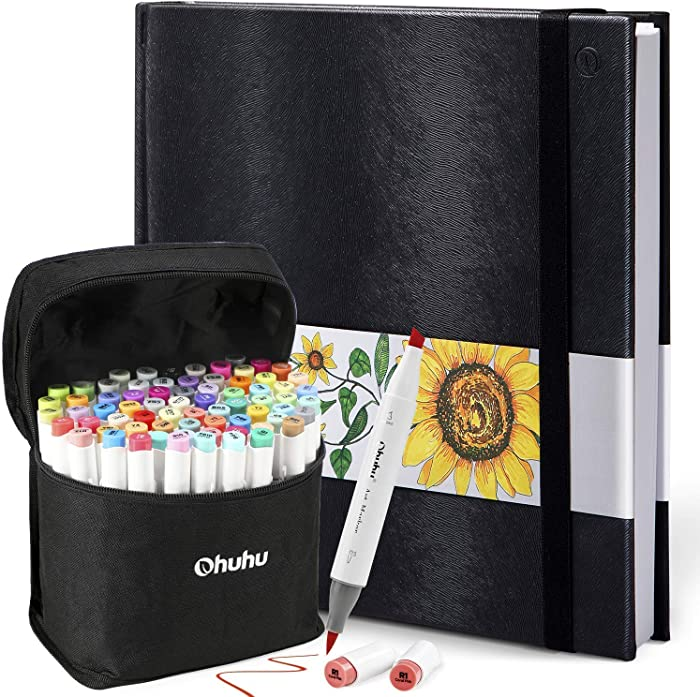 The Best Ohuhu Blender Markers