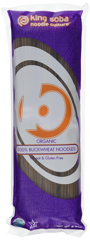 Organic Gluten Free 100% Buckwheat Pasta