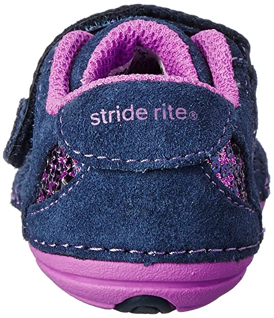 a2eb96f482 Amazon.com  Stride Rite Soft Motion Jazzy Sneaker (Infant Toddler)  Shoes