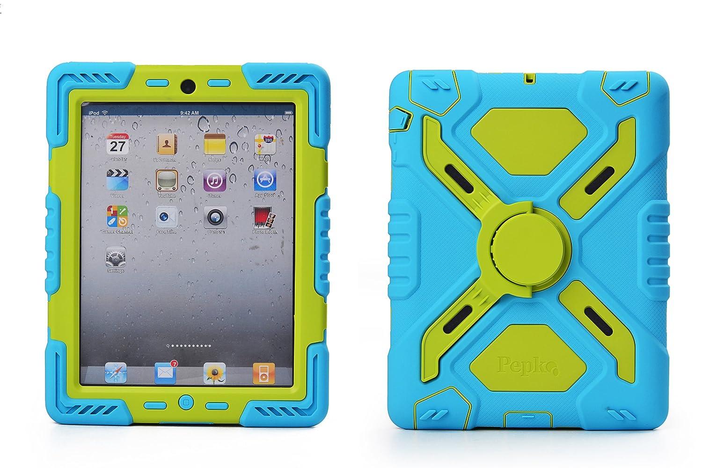 AllDesigned for Ipad Mini GM-E00039-MINI-BEGN3  ブルー/グリーン B00HRKZZVU