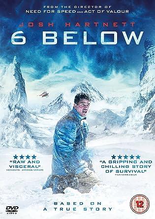 6 Below Dvd