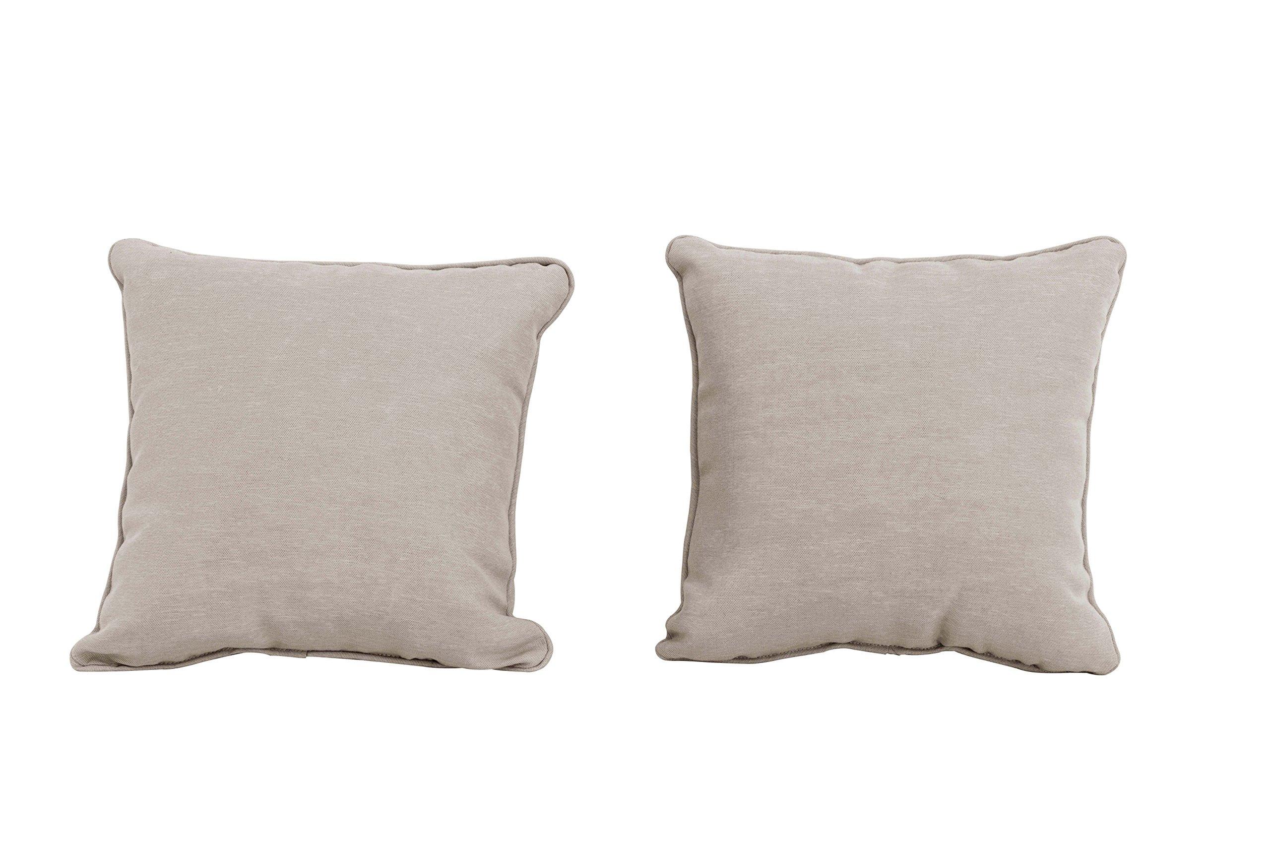 Sunjoy S-PL065PFB Outdoor Pillow, Tan by Sunjoy (Image #3)