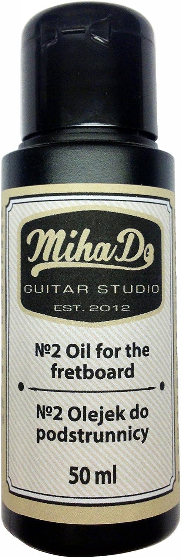 Limpiador de aceite para guitarra de Mihado Guitar Studio: Amazon ...