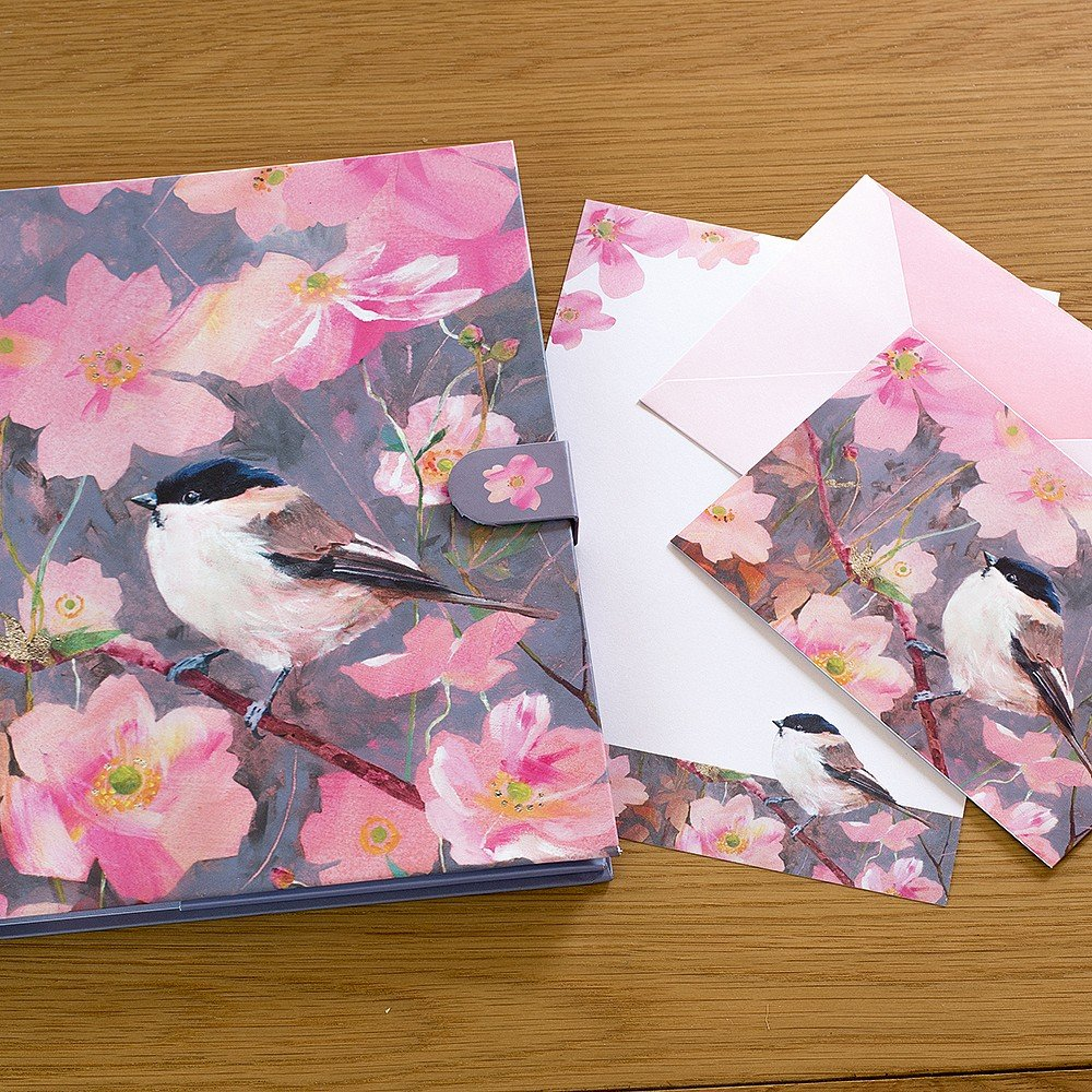 Carolyn Carter Watercolour Design Writing Set