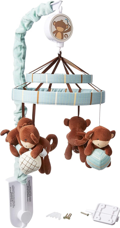 Lambs & Ivy Lujo Giggles móvil musical: Amazon.es: Bebé