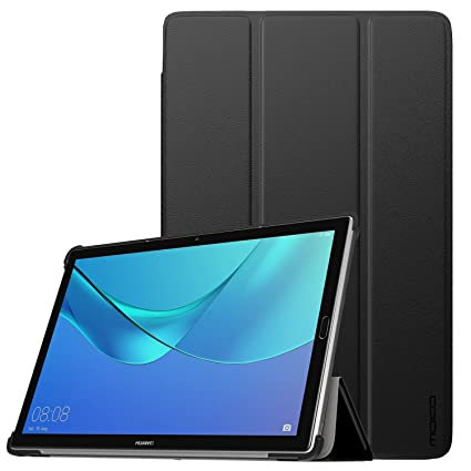 premium selection 7a9cd 94a31 MoKo Huawei MediaPad M5 10.8/M5 Pro 10.8 Case - Ultra Lightweight Smart  Slim Shell Stand Cover Case for Huawei MediaPad M5/M5 Pro 10.8 Inch 2018 ...